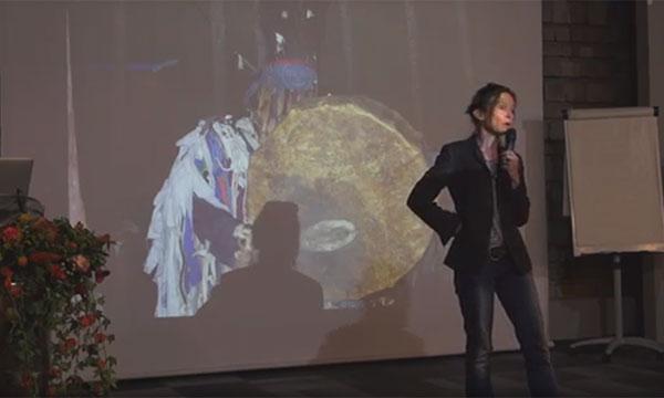 Corine Sombrun guest speaker au Congrès Eurotas 2019